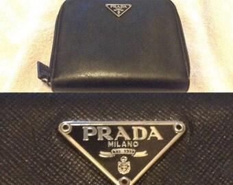Vintage prada wallet \u2013 Etsy