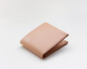 Transient - Vegetable tanned Leather Wallet
