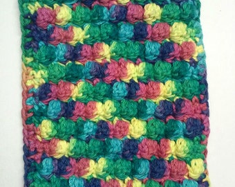 Reusable Swiffer Mop Head - Household - Psychedelic - White - Swiffer - Reusable Swiffer Pads - Reusable Pads - Pads - Cloth Pads - Cotton