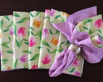 Fabric Napkins (set of 6)