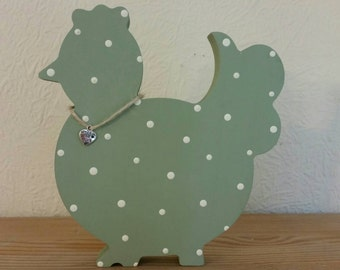 Free Standing Chicken Custom To Any Colour Kitchen Decoration