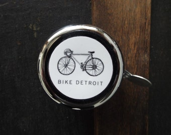 Bike Detroit Bicycle Bell