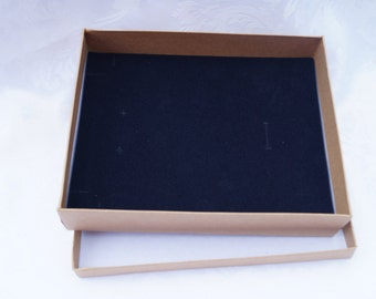 Brown Kraft Gift Box for wooden cards and keyrings, gift box, kraft box, kraft gift box,