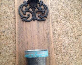 Cast Iron Bottle Opener w/ Bucket