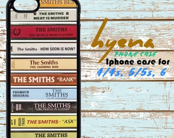 The Smiths Cassette Tape Iphone Case for Iphone 4/4S, 5/5S and 6