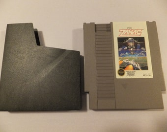 Zanac Original NES Nintendo Vintage Video Game Cartridge