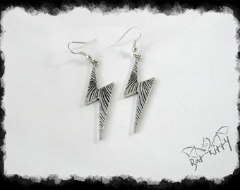 "Earrings ""Flashes"""