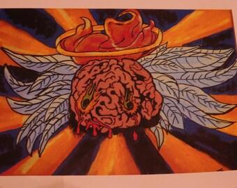 Holy F#@!ing Brain Damage