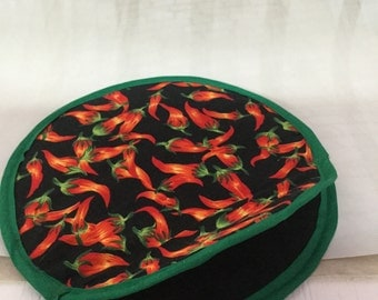 Chili Peppers TORTILLA WARMER,