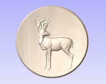 """Deer Buck 10-11"""""""
