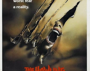 The Howling (1981) Movie Poster