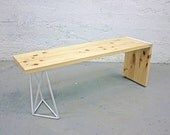 ANIA/2 Bench | Entryway Bench Kitchen Bench Solid Wood Bench