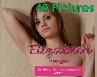 Elizabeth - Hunger - (Mature, Contains Nudity) - 40 Pictures