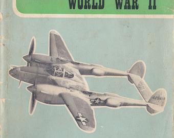 "Vintage book, Ian Allan abc ""American Aircraft of World War II"""