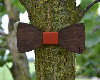 Papillon in Wenge wood