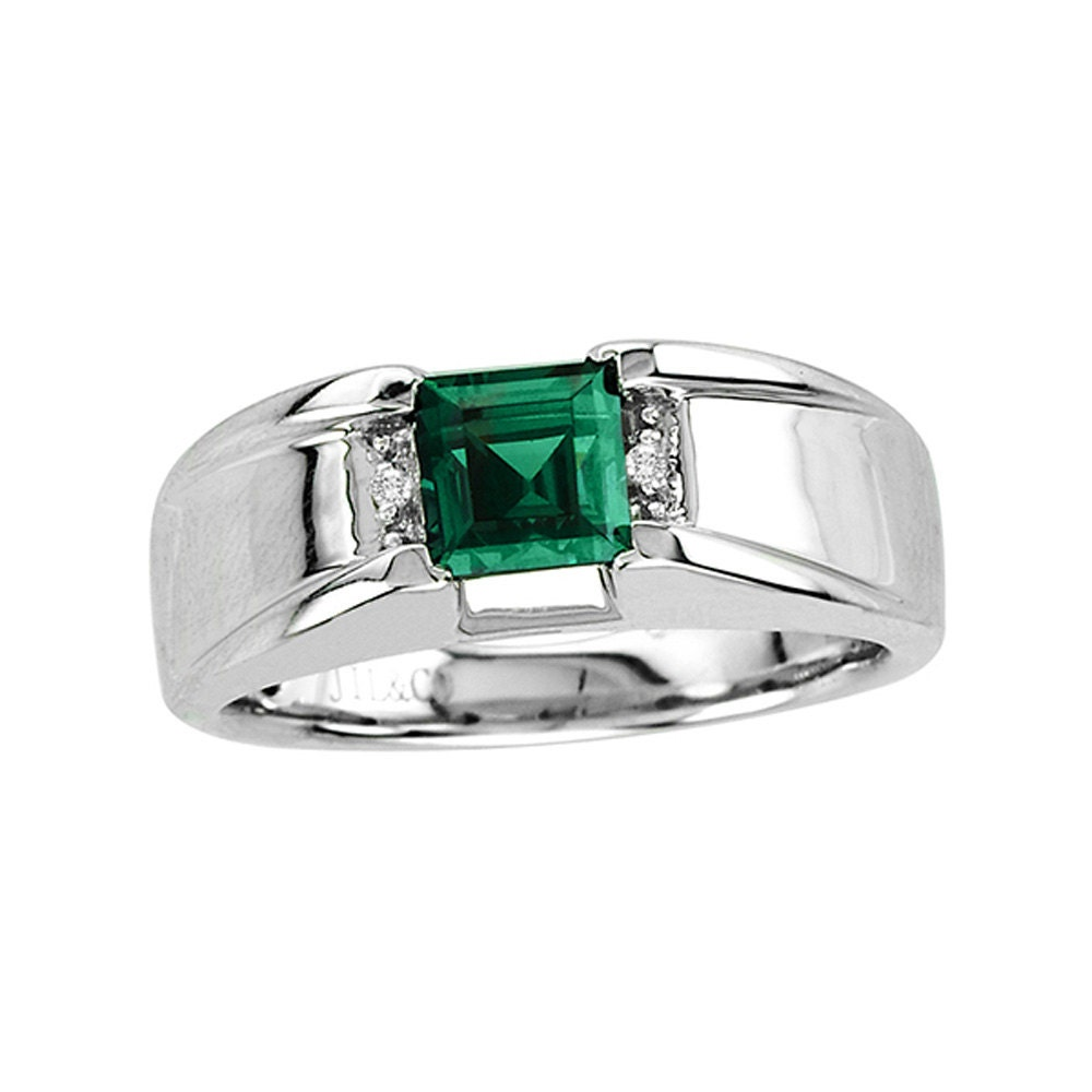 diamonds and emerald ring s emerald ring in by
