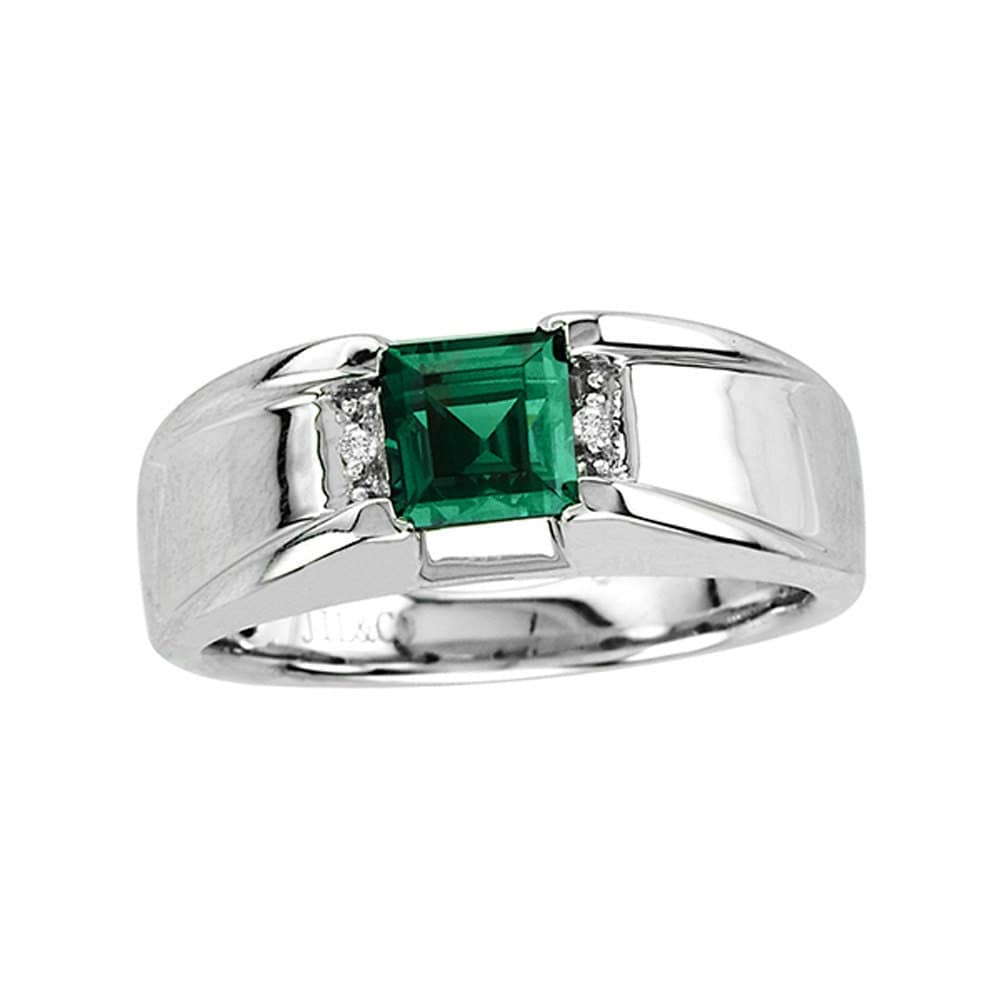 diamonds and emerald ring men 39 s emerald ring in by. Black Bedroom Furniture Sets. Home Design Ideas