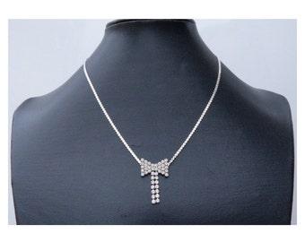 Swarovski Crystal Vintage Necklace