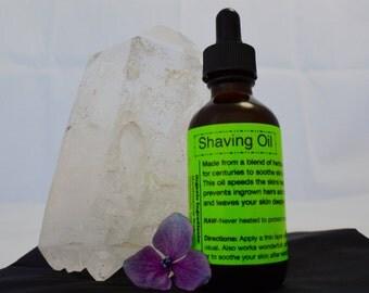 Shaving Oil-Raw&Organic