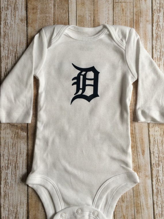 Detroit Tiger onsie Detroit Tiger personalized onsie Detroit