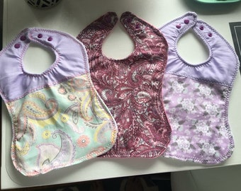 Custom Bib Set