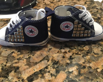Baby converse Embellished sneakers