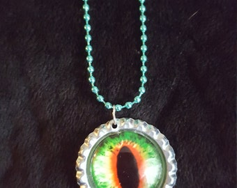 Eye of Dragon necklace