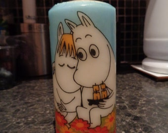 moomins candle