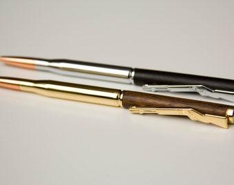 Wooden Bullet Pen