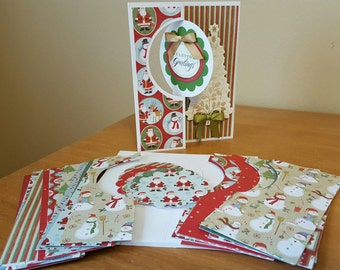 Christmas card kit