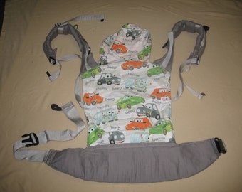 ssc soft structured baby carrier