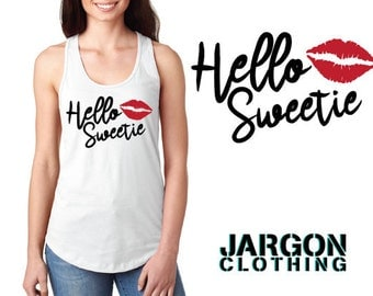 SALE ITEM ** Hello Sweetie