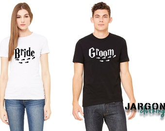 Bride & Groom Shirts