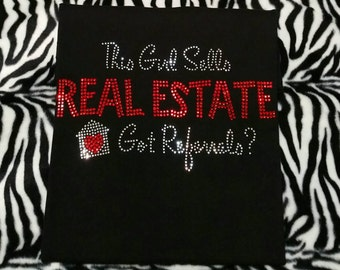 Real estate tee
