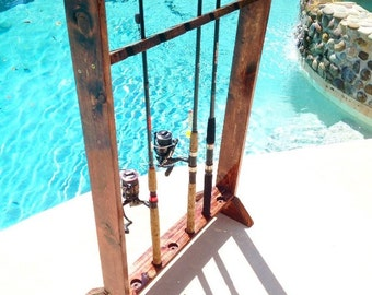 Fishing Rod Holder (Fishing Pole)