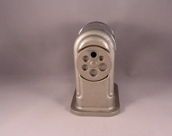Vintage Boston 55 Ranger Pencil Sharpener made by Hunts Manufacturing Co. Made in the USA