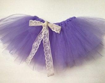 Violet tutu skirt