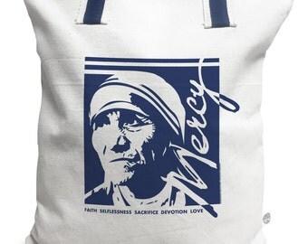Saint Teresa Tote Bag
