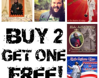 Buy TWO get one FREE! - Your Choice of 3 Albums for the price of 2!