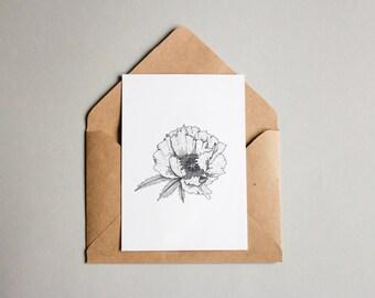 Poppy | A6 print