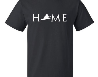 Virginia home T Shirt, Your state T Shirt, Virginia shirt, Virginia T Shirt, Virginia home, Virginia home T