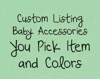 Baby Boy Gift Set, You Pick Items