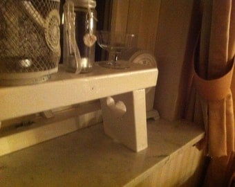 Side table windowsill window decoration hall table small table center