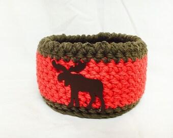 Red Moose Basket