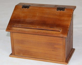 Wooden Podium box