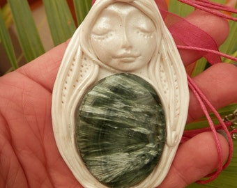 Wings of the Angel~ Seraphinite Goddess