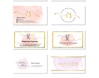 Custom Business Card Add On, Business Card Project, Business Card Design, Add this listing to your order to receive a custom business card