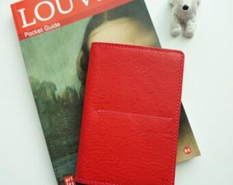 Passport case / Passport holder / Passport cover / Passport wallet / Leather passport case