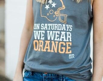 Orange on Saturdays University of Tennessee Vols Women's
