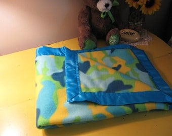 Soft Fleece Blanket